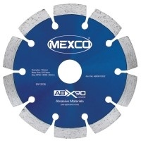Mexco 125mm Abrasive Material X90 Grade