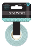 Tape Green Lattice (Priced in singles, order in units of 4)