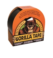 GORILLA TAPE BLACK 48mm X 11Mtr ROLL