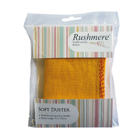 Rushmere Soft Yellow Duster