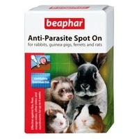 Beaphar Small Animal Anti-Parasite Spot-On x 1