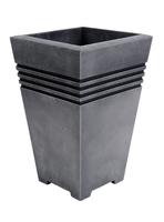Tall Milano Granite Effect Planter 30X45cm Carton (6)