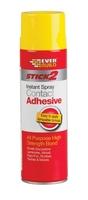 Everbuild Spray Contact Adhesive 500ml