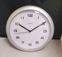 "ACCTIM 10"" Wall Clock"