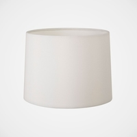 ASTRO WHITE TAPERED DRUM SHADE FOR MARTINA PENDANT