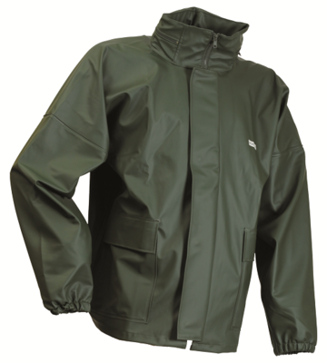 LR1841 Microflex Agriculture 320g Jacket Green