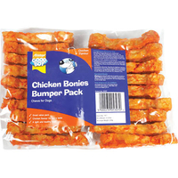 Good Boy Bonies Chicken Bumper 18-Pack x 1