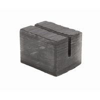 Slate Cube Mini Sign Holder 30x25mm Pack of 24