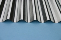 1.8 x 0.6 Metre Corrugated Galvanised Roofing Sheet (6ft x 2ft)