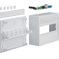 Hager 10MOD Plastic Insulated Enclosure IP30