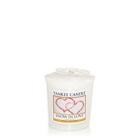 Yankee Classic Votive Snow In Love