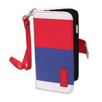FOLIO1003 Galaxy S4 Folio Red White & Blue