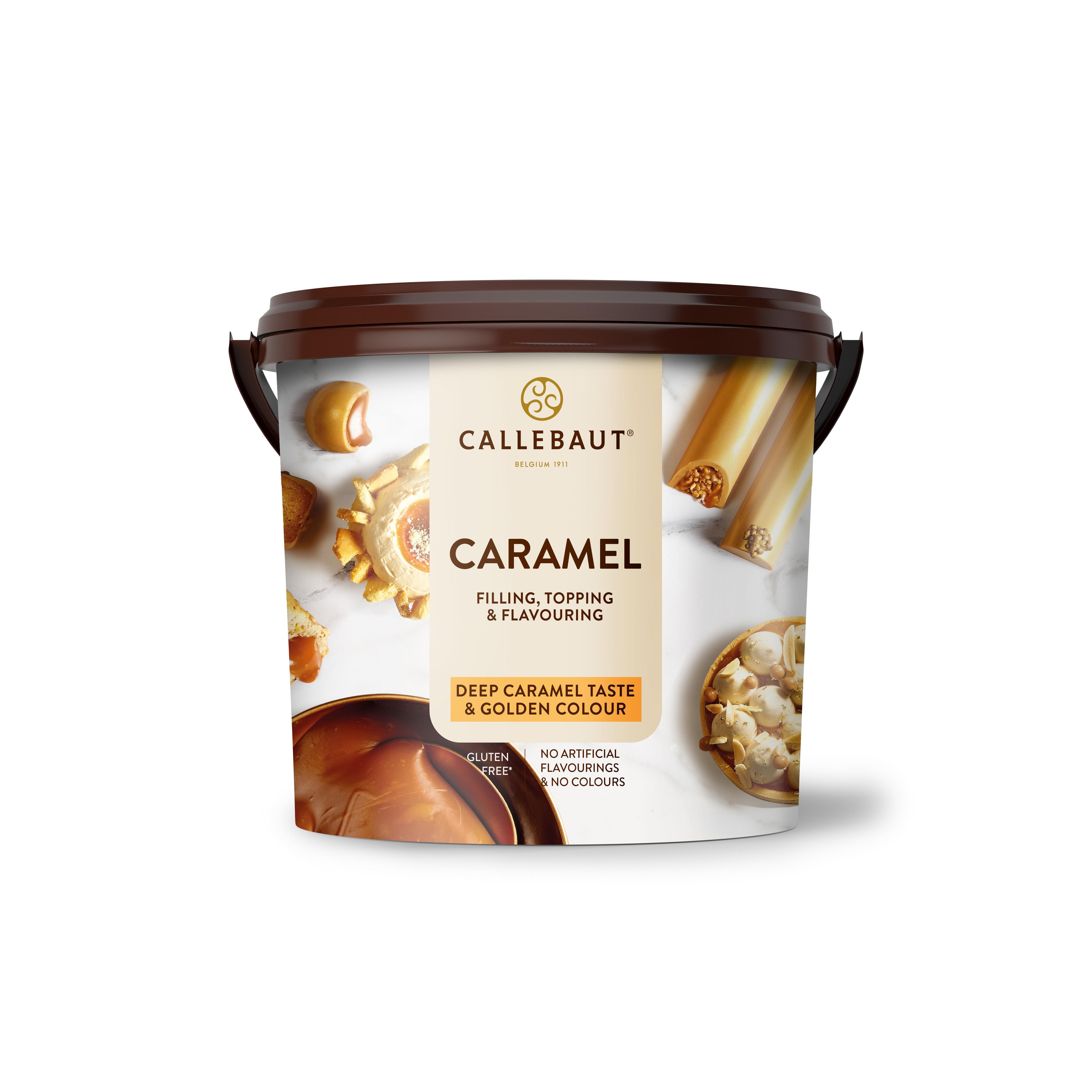 Callebaut Caramel Fill 5 KG