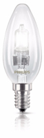 PHILIPS  ECOCLASS 28W E14 B35 CLEAR(35WGLS)346LM