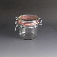350 Gram Glass Storage Jar