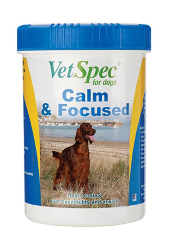 VetSpec Calm & Focused 500g