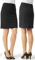 Biz Ladies Classic Knee Length Skirt