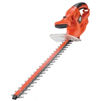 BLACK & DECKER CORDED 55CM HEDGETRIMMER 500W