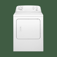 Whirlpool Atlantis 3Lwed4705Fw 15Kg Commercial Vented Dryer