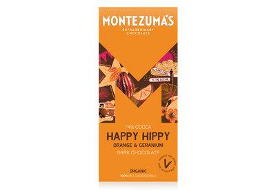 Chocolate: Montezumas Happy Hippy