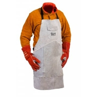 Fusion Welders Apron Kevlar Stitched