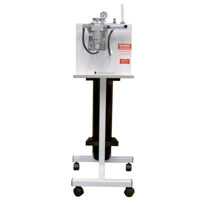 Purfect Anaesthetic Unit Single Gas Basic Twin F Cylinder