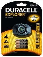 Duracell Explorer 3w High Intensity LED Headlamp