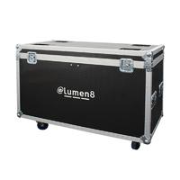 eLumen8 Twin 16R Zoom Profile Flight Case