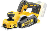 DEWALT DCP580N ** 18V XR BRUSHLESS PLANER 15000rpm, 82mm width, 2mm Depth, 9mm Rebate, 2.5kg, bare unit