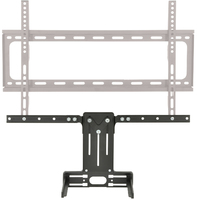 Media shelf adaptor for TV Bracket DVDB3