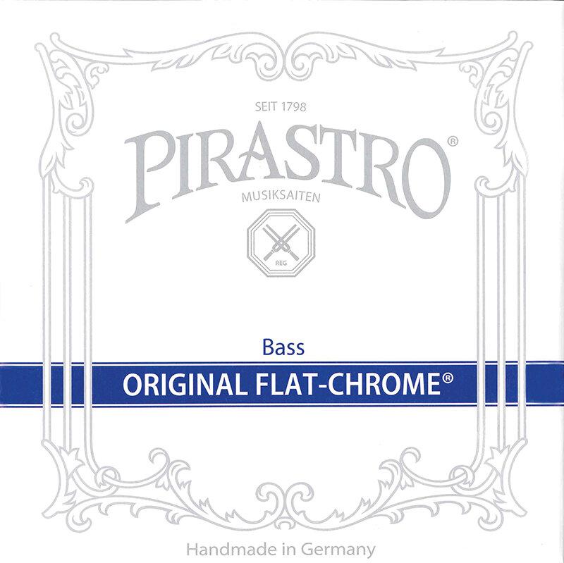 Pirastro Original Flat Chrome Double Bass D 2nd