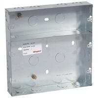 Arteor 18 Module Backbox  | LV0501.0090