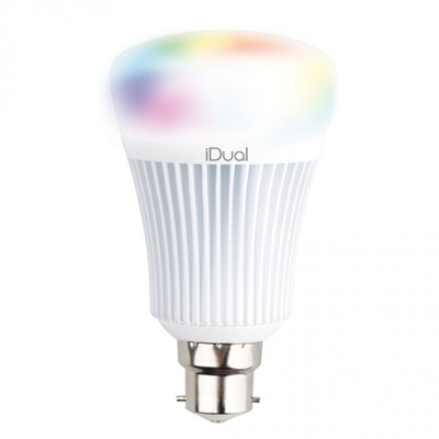 iDual 11w LED BC without remote control