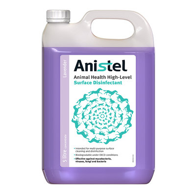 Anistel H/L Surface Disinfectant Lavender 5L