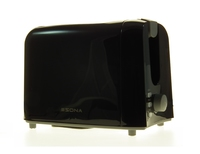 SONA 2 SLICE TOASTER BLACK