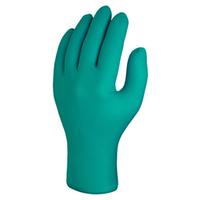 Skytec Teal Nitrile Powder Free Gloves, 1000/Case