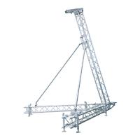 Global Truss LA 500 F34 PL Line Array Tower Components (Requires 4 x 3m + 1 x 1m F34 PL)