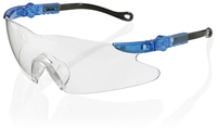 Nevada Clear Lens Safety Spectacles