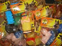 Paws Paradise Squeaky Toy Assortment - Medium x 50