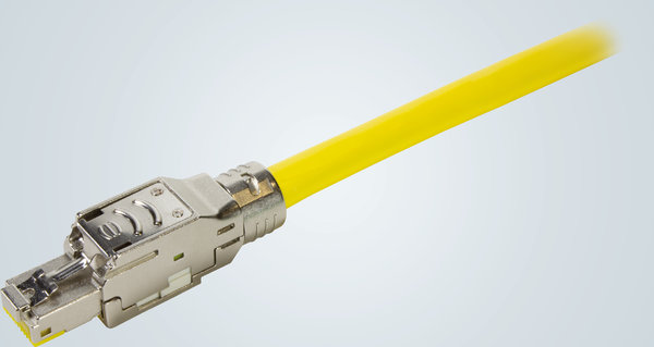 HARTING RJ Industrial® MultiFeature series now even easier to assemble