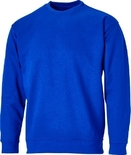 """Monsieur Jacques"" Sweatshirt Royal Blue Large"