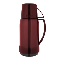 Jupiter 38 Series Flask 0.5ltr Blue/Red