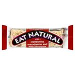 Eat Natural DarkChoc Cranb,Maca 50gx12 (RED)