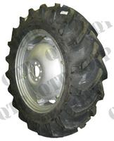 Wheel Rim Complete 11 x 28 LH