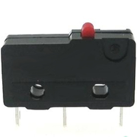 Switch   Micro Switch Mini 3 Pins 3A 125VAC