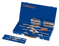 Thread Cutting Set 37Pc M3 to M12