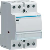 Contactor Hager ES463 63Amp 4 n/o 4 Pole