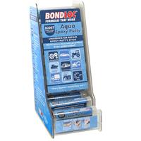 Aqua Epoxy Stick 50gr in Dispenser 24pce