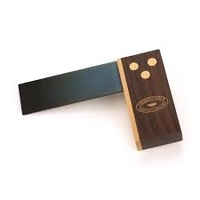 """Crown Try Square Rosewood 12"""" / 305mm"""