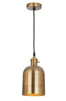 Rodrigo 1 Light Pendant, Antique Brass | LV1802.0087
